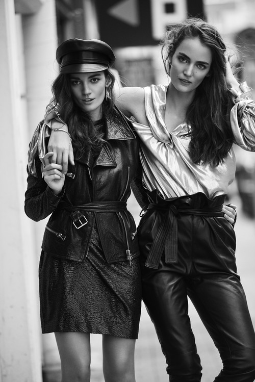 Zuzanna & Julia Bijoch for Viva! by Marcin Kempski