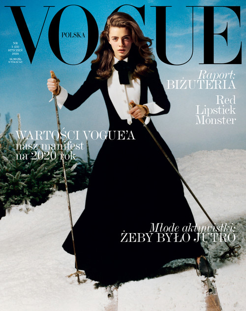 VOGUE Poland by Marcin Kempski