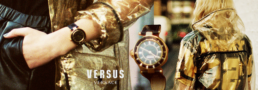 Versus Versace X Marcin Kempski X I Like Photo