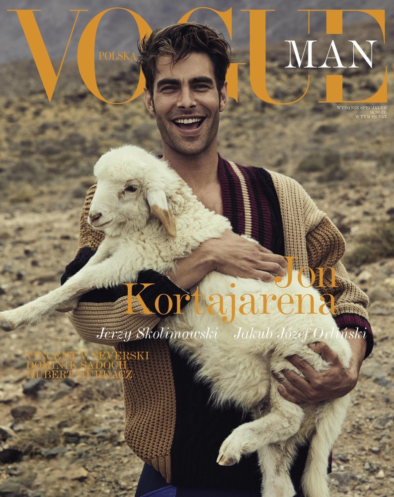 Vogue Poland Man