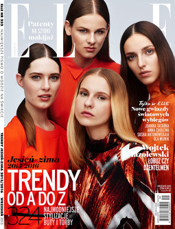 ELLE Poland September 15